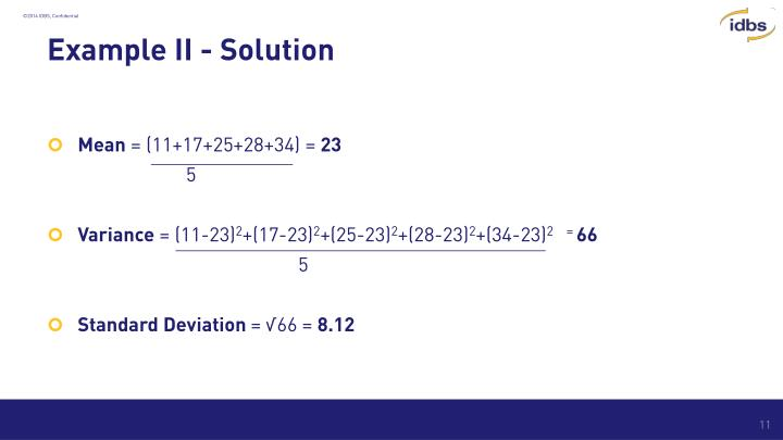 Example II - Solution