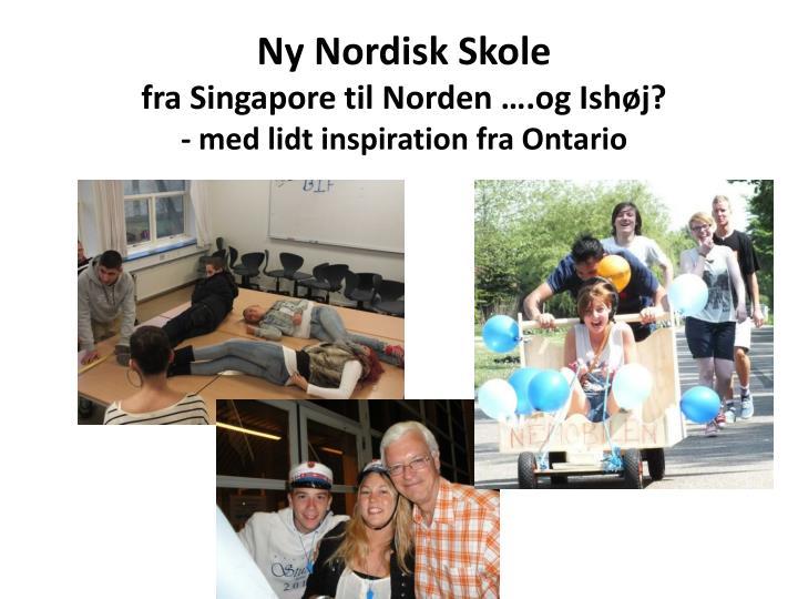 Ny Nordisk Skole
