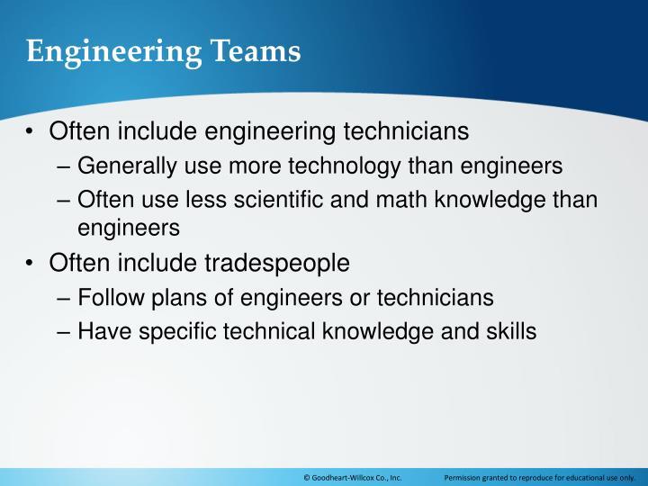 Engineering Teams