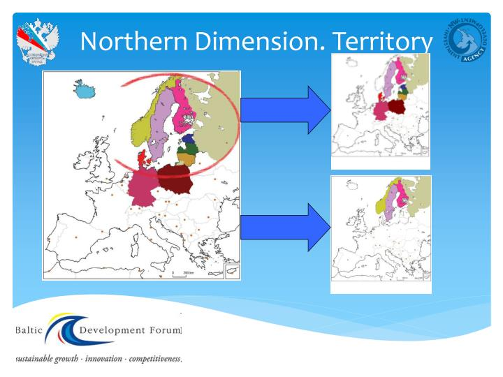 Northern Dimension. Territory