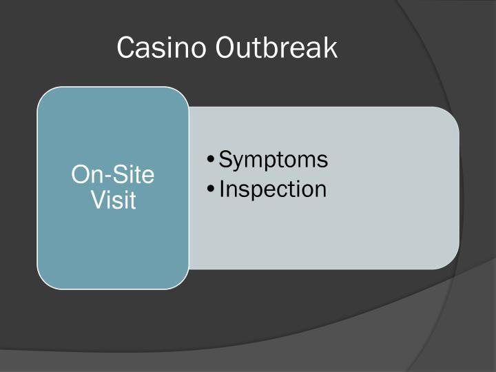 Casino Outbreak