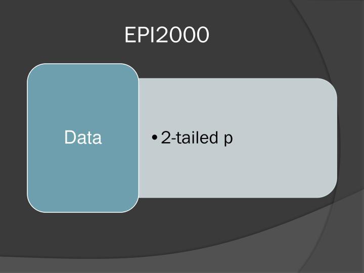 EPI2000