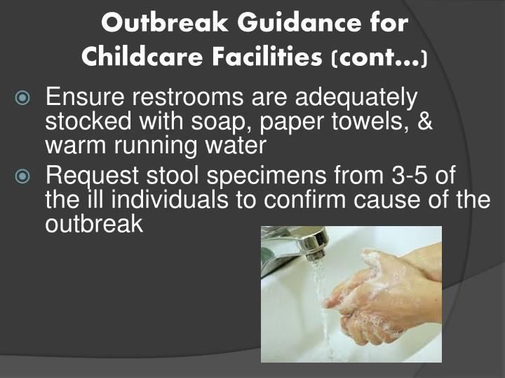 Outbreak Guidance