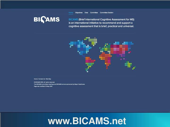 www.BICAMS.net