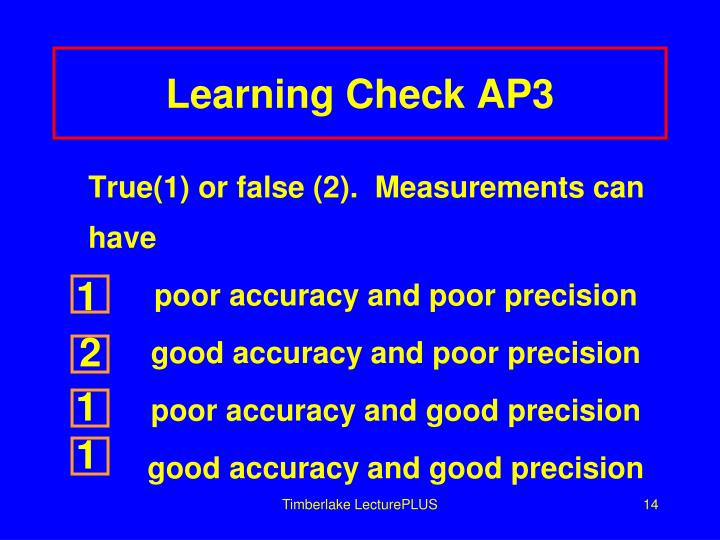 Learning Check AP3