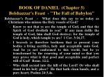 book of daniel chapter 5 belshazzar s feast the fall of babylon7