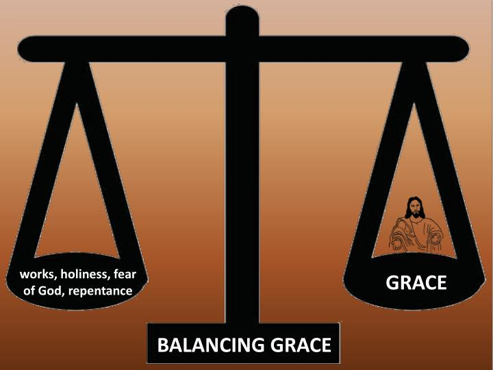 works, holiness, fear of God, repentance