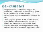icg caribe ews