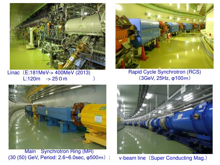 Rapid Cycle Synchrotron (RCS)