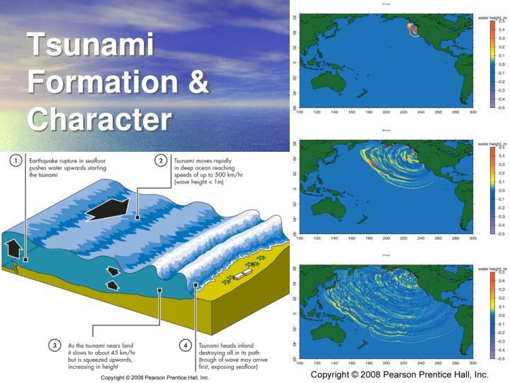 Tsunami Formation & Character