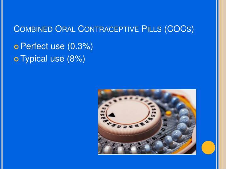 Combined Oral Contraceptive Pills (COCs)