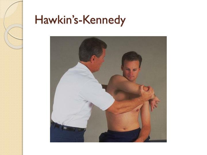Hawkin's-Kennedy