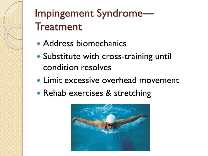 Impingement Syndrome—