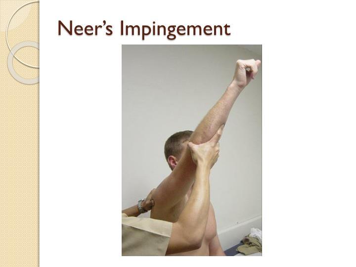 Neer's