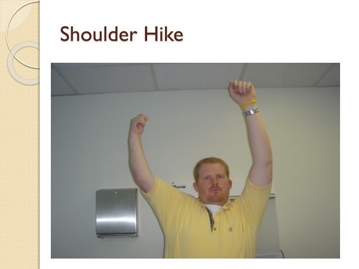 Shoulder Hike