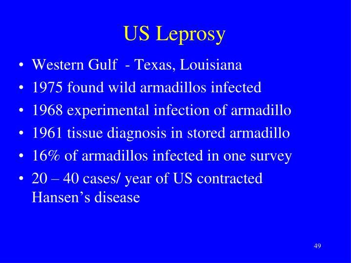 US Leprosy