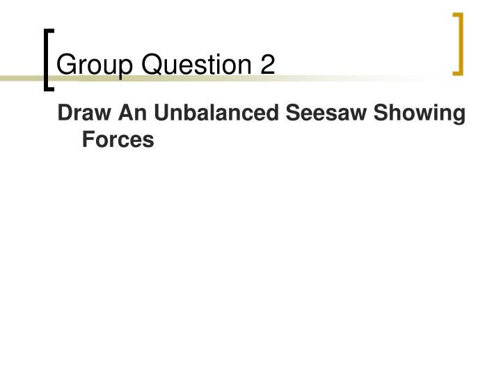 Group Question 2