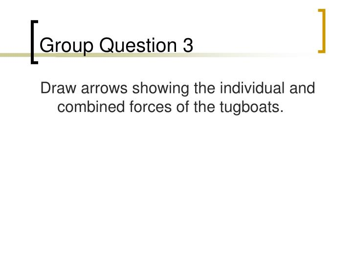 Group Question 3