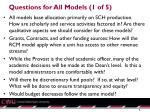 questions for all models 1 of 5