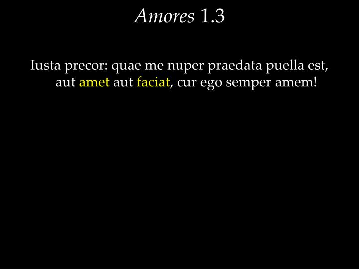 Amores 1 32