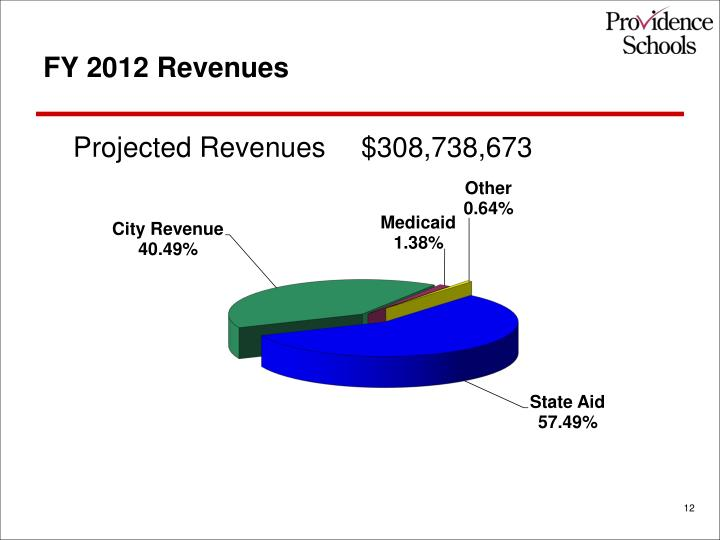 Projected Revenues $308,738,673