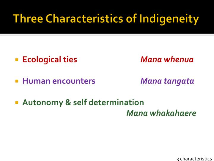 an overview of the aspects of aboriginal life and their self determination The right to self determination has particular application to aboriginal and torres strait islander peoples as australia's first peoples self determination is an 'on going process of choice' to ensure that indigenous communities are able to meet their social, cultural and economic needs.
