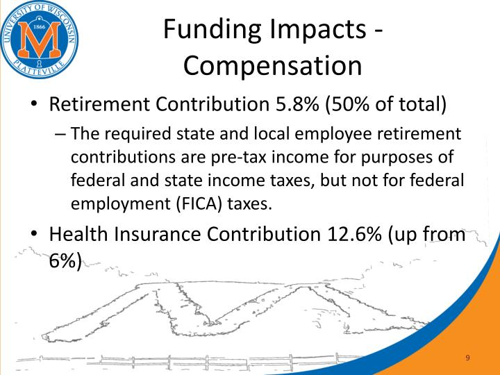 Funding Impacts - Compensation