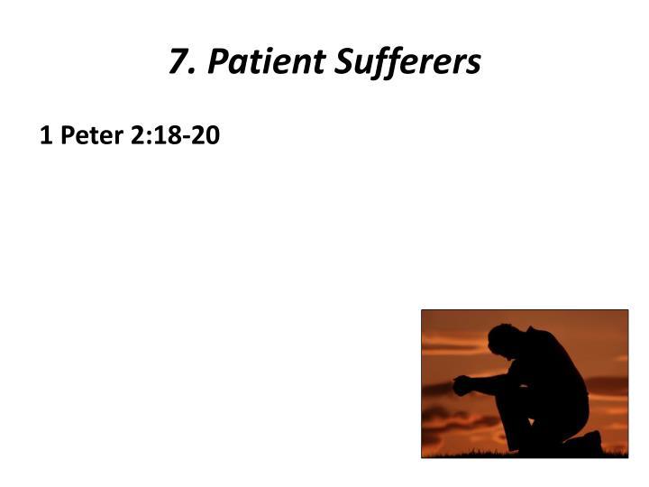 7. Patient
