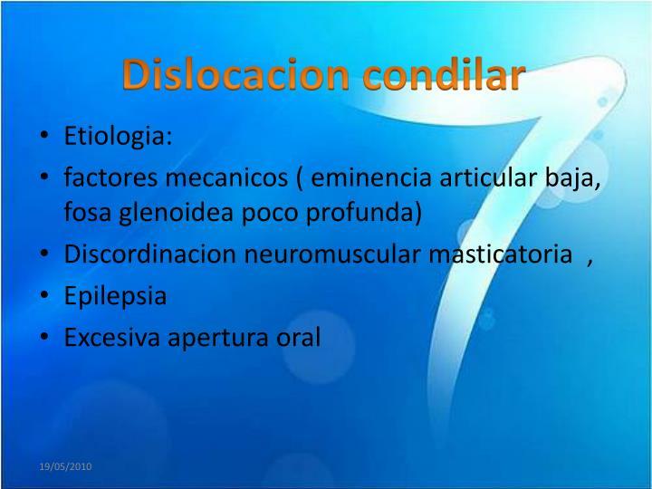 Dislocacion
