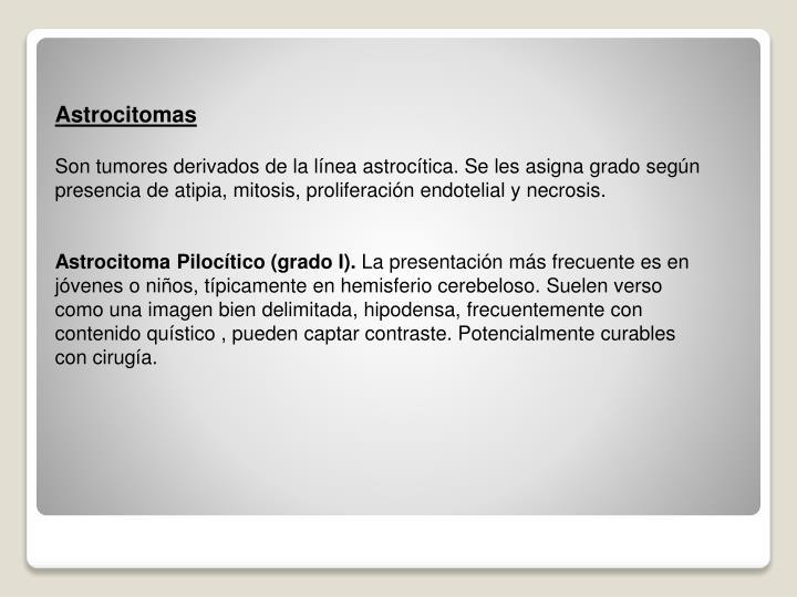 Astrocitomas