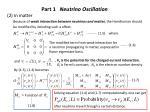 part 1 neutrino oscillation2