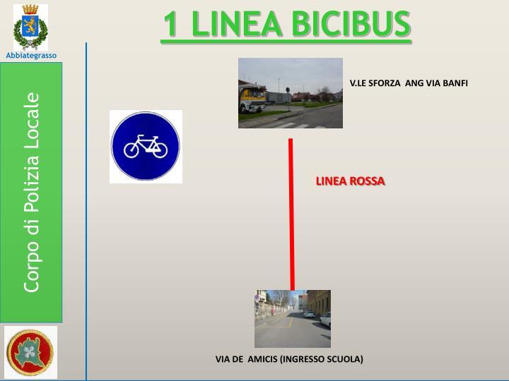 1 LINEA BICIBUS