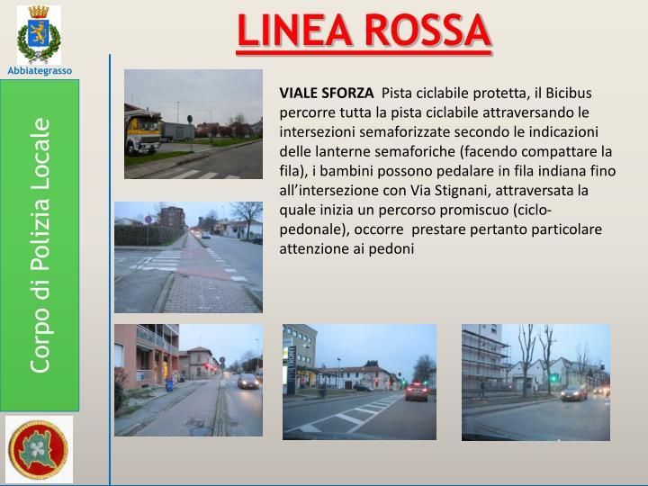 LINEA ROSSA
