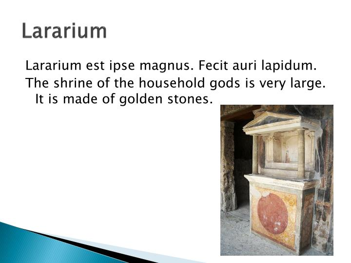 Lararium