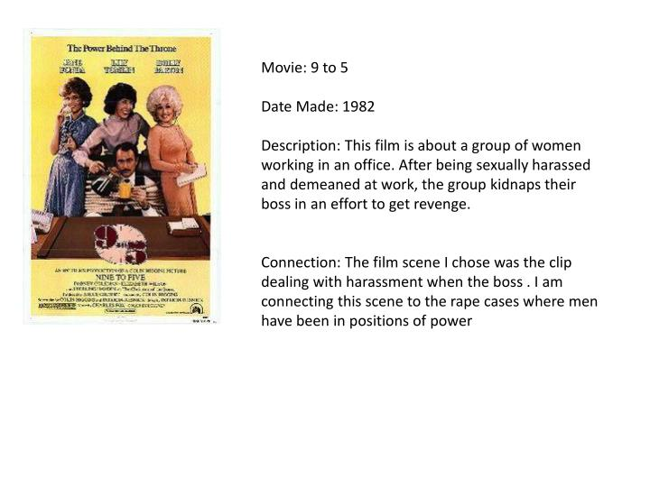 Movie: 9 to 5