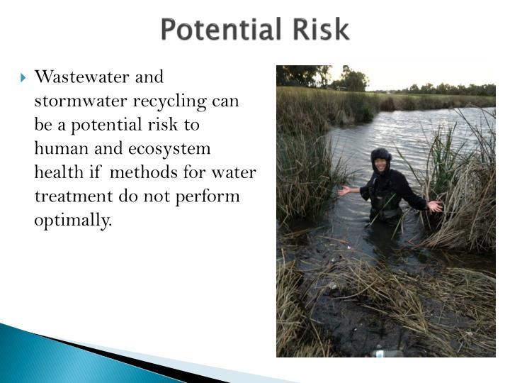 Potential Risk