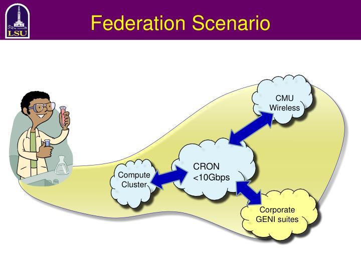 Federation Scenario