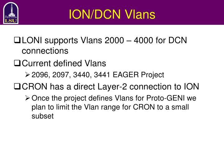 ION/DCN