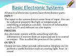 basic electronic systems1