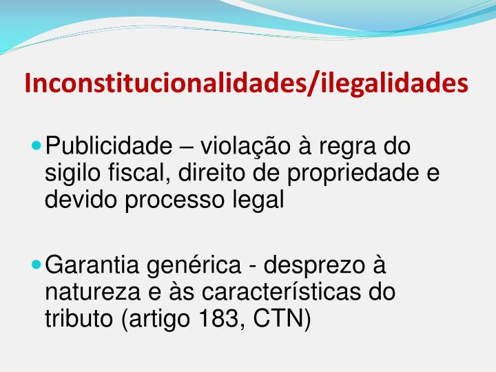 Artigo 113 ctn