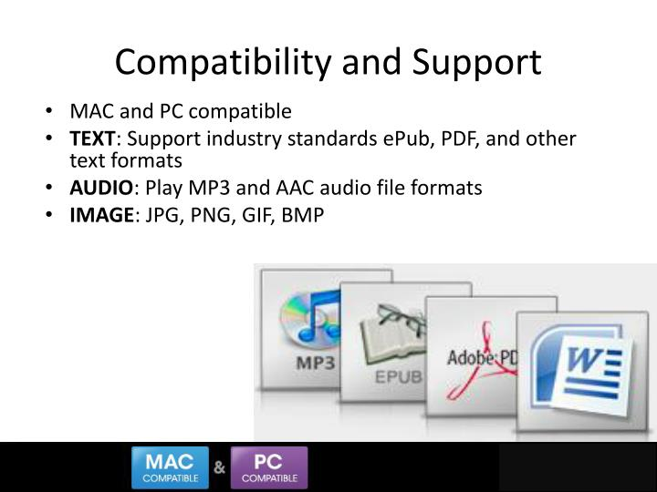 Compatibility and Support