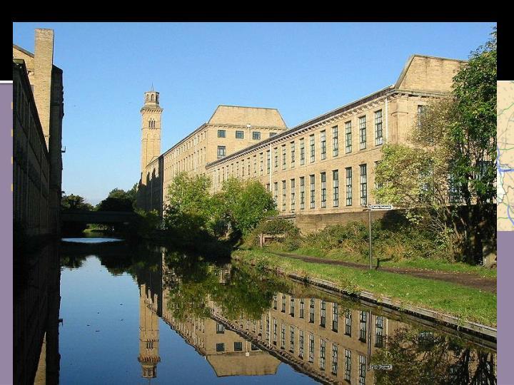 Sir Titus Salt: Bradford mill owner