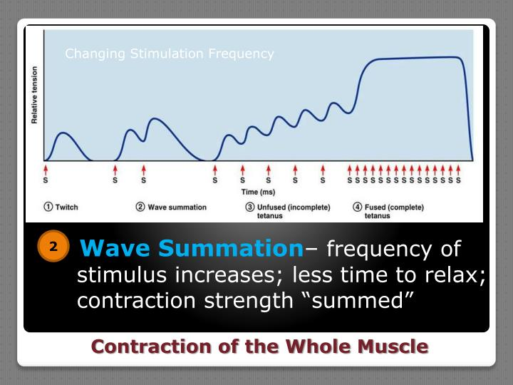 Changing Stimulation Frequency