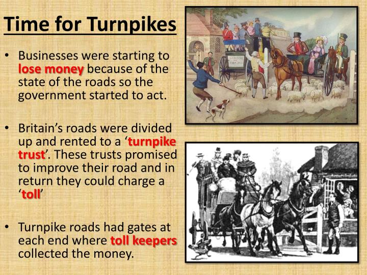 Time for Turnpikes