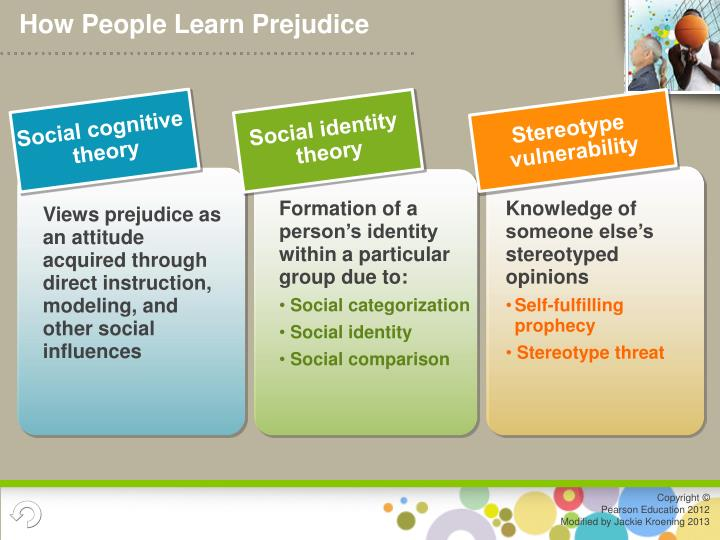 How People Learn Prejudice