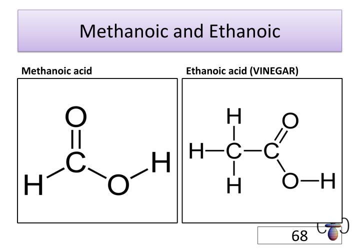 Methanoic