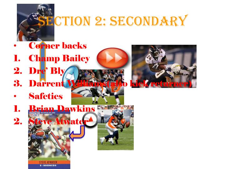 Section 2: Secondary