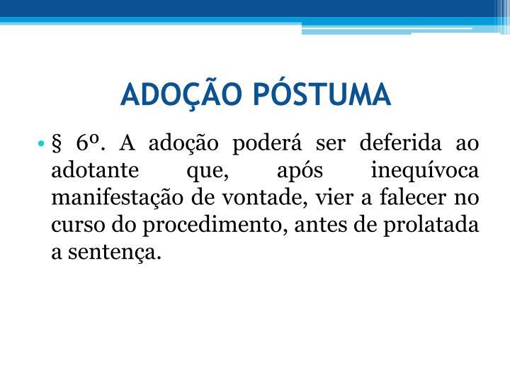 ADOO PSTUMA