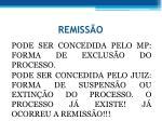 remiss o
