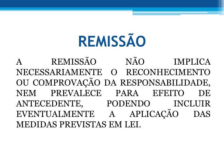 REMISSO